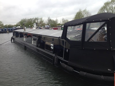 Aqualine Canterbury LE Edition 60 x 11 Widebeam Canalboat