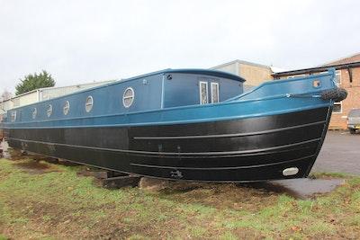 Wide Beam Narrowboat Colecraft 70'x10'06