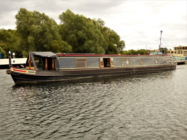 Kingsground Narrowboat Trad Stern 57'06