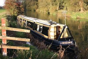 Warble Tradstern  60' Narrowboat