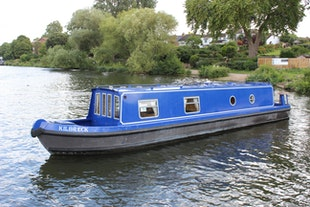 Sea Otter 41' Narrowboat