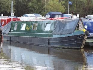 Hancock & Lane Cruiser Stern Narrowboat