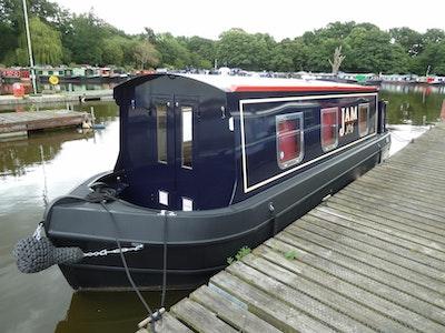 Aintree Beetle 25' Narrowboat