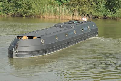 REEVES 68.5ft Widebeam Barge