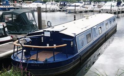 Aqualine 65' x 11' CANTERBURY LE