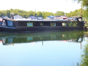 Wide Beam Narrowboat Collingwood  60 x 12