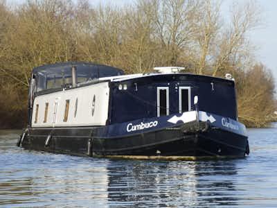 Viking Canal Boats 70' x 11' Widebeam