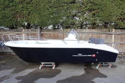 Admiral 470 Sport Ex Motor