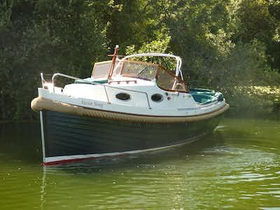Interboat 25 Cabin
