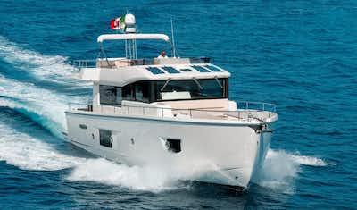 Cranchi Trawler T53