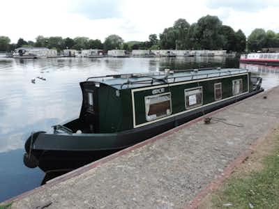 Narrowboat Black Country Boats