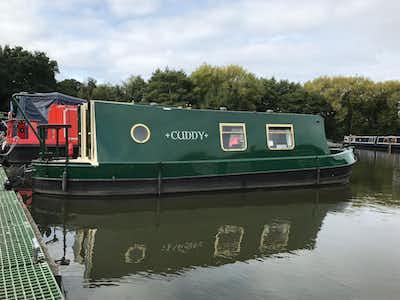 Narrowboat R&D Fabrications 29' Trad