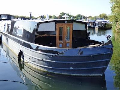 Viking Canal Boats 70 x 12