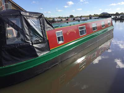 Boat Building Services Cruiser Stern