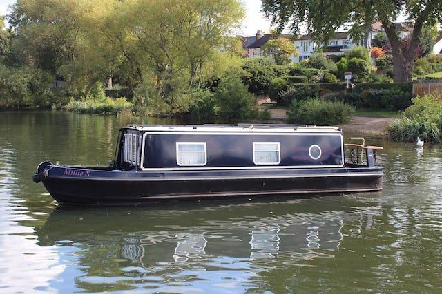 Sea Otter 31' Narrowboat
