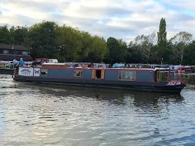 Lambon 57' Narrowboat