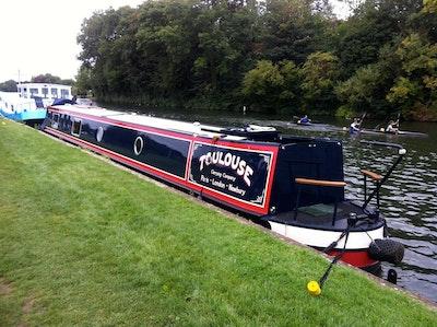 Piper 58 x 6'10 Semi-Traditional Narrowboat
