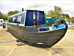 Narrowboat Dennis Cooper 40' Trad