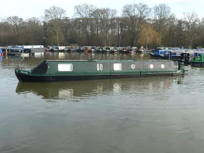 Pro Build Narrowboat