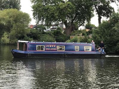 Liverpool Boats 38' Narrowboat