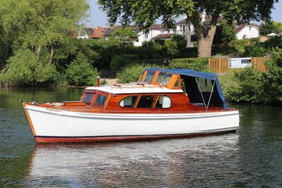 Gibbs Of Hampton Cabin Cruiser