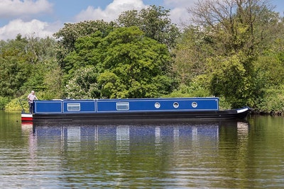 Narrowboat Tingdene Colecraft 58