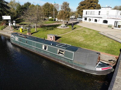 Narrowboat TRADITIONAL / HAYWOOD