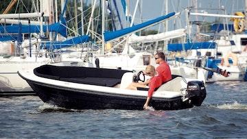 Admiral (Mariner) Boats 471XL