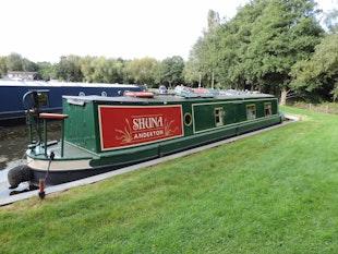 Liverpool Semi Trad Narrowboat