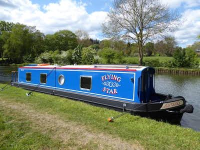Aintree Beetle - 35FT Narrowboat