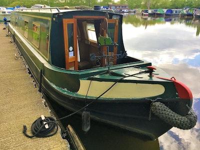 Liverpool Boats 50' Narrowboat
