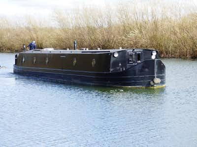 Wide Beam Narrowboat Tristar Boats