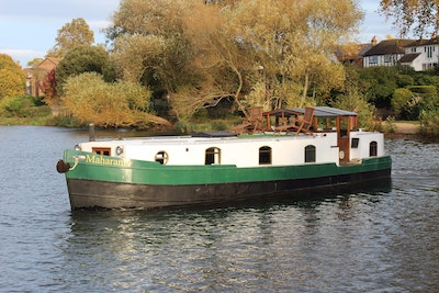 Barge 48' Replica Dutch Barge Widebeam