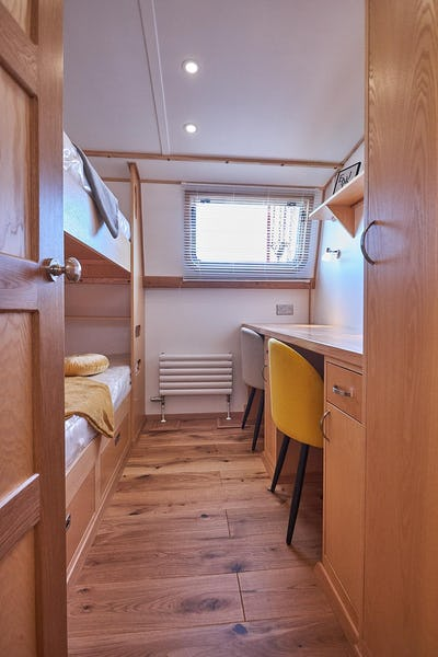 Wide Beam NarrowboatViking Canal Boats 70 x 12 06 New Unnamed Boat   - offered for sale by Tingdene Boat Sales