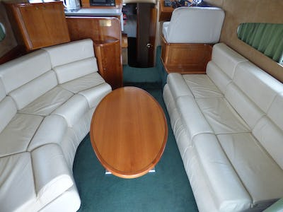 Admiral 377 Flybridge Nastro Azzuro - offered for sale by Tingdene Boat Sales