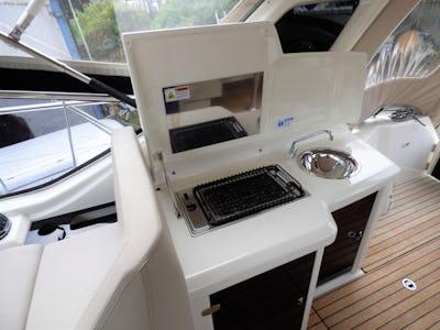 CranchiZ 35Invincible - offered for sale by Tingdene Boat Sales