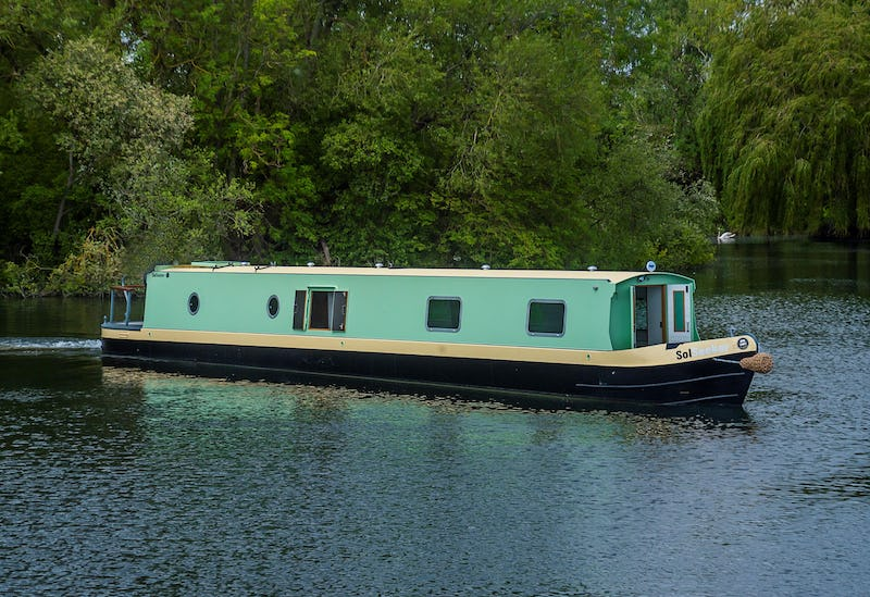 Sol Seeker57' NarrowboatNew Boat in stock - offered for sale by Tingdene Boat Sales