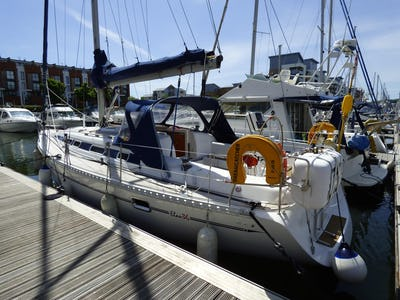 Elan36Dream Catcher - offered for sale by Tingdene Boat Sales