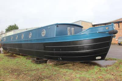 Wide Beam Narrowboat Colecraft 70'x10'06
