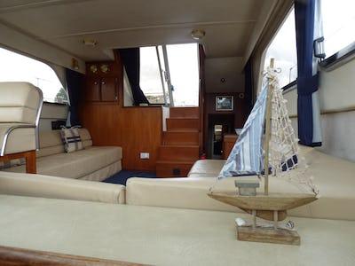 FairlineTurbo 36Paprika - offered for sale by Tingdene Boat Sales