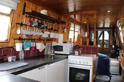 Dragon50' Cruiser Stern NarrowboatKatynka - offered for sale by Tingdene Boat Sales