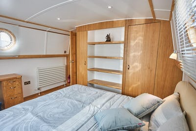 Viking Canal Boats 70 x 12 06 Widebeam Narrowboat New Unnamed Boat   - offered for sale by Tingdene Boat Sales