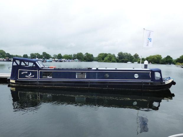 Narrowboat MCC Semi Trad