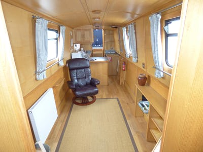 NarrowboatMCC Semi TradMOONSHADOW  - offered for sale by Tingdene Boat Sales
