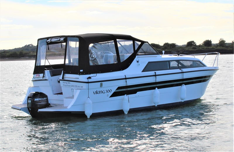 Viking 300 Highline NEW BOAT to order - offered for sale by Tingdene Boat Sales