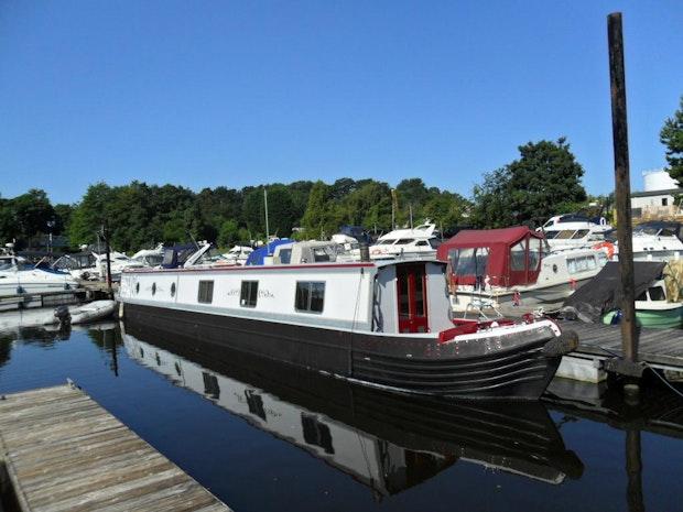 Narrowboat Mike Christian 60'