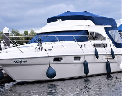 Sealine360 Statesman'Dalyon'  - offered for sale by Tingdene Boat Sales
