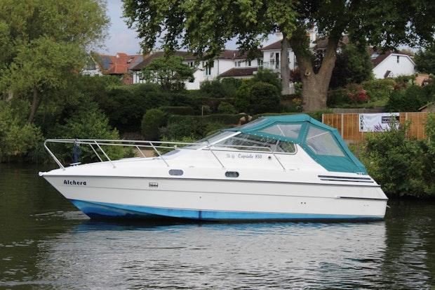Falcon Boats CAPRIOLE 850