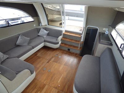 Sealine410 StatesmanGood Idea - offered for sale by Tingdene Boat Sales