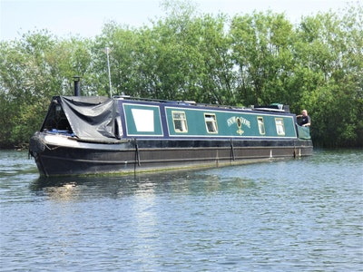Narrowboat Triton